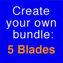 Create your own bundle of 5 - Get 15% off