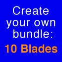 Create your own bundle of 10 - Get 20% off
