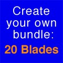 Create your own bundle of 20 - Get 25% off