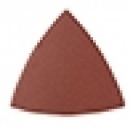 Large Triangle Sanding Pads P60